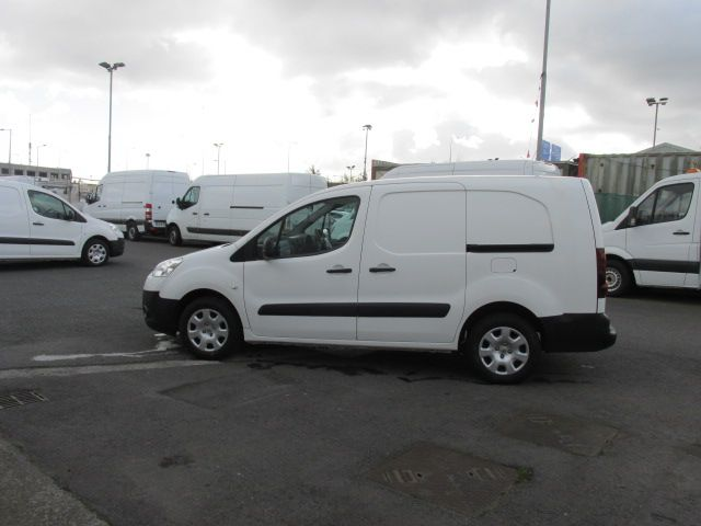 2014 Peugeot Partner HDI CRC          5 seater Crew Cab (142D18155) Image 6