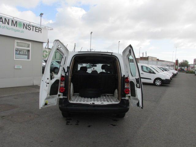 2014 Peugeot Partner HDI CRC          5 seater Crew Cab (142D18155) Image 13