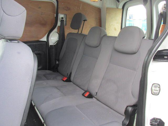 2014 Peugeot Partner HDI CRC          5 seater Crew Cab (142D18155) Image 9