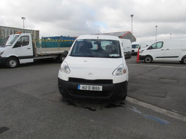 2014 Peugeot Partner HDI CRC          5 seater Crew Cab (142D18155) Image 8
