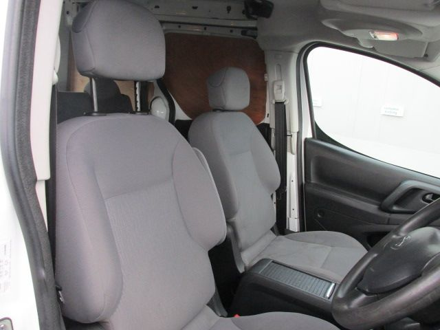 2014 Peugeot Partner HDI CRC          5 seater Crew Cab (142D18155) Image 14