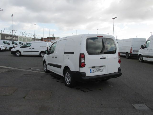 2014 Peugeot Partner HDI CRC          5 seater Crew Cab (142D18155) Image 5