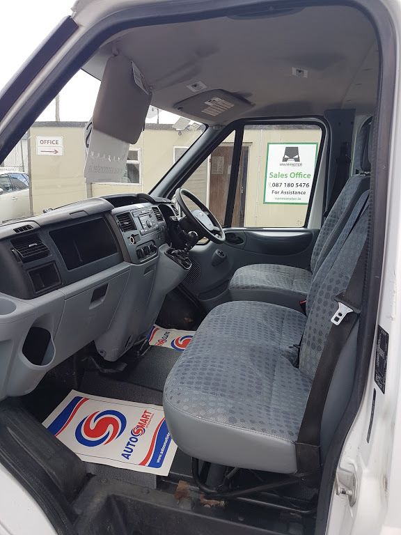 2014 Ford Transit 350 C/C DRW (142D18187) Image 14