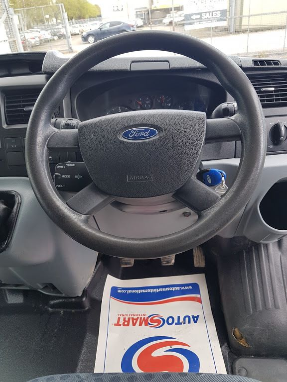 2014 Ford Transit 350 C/C DRW (142D18187) Image 4