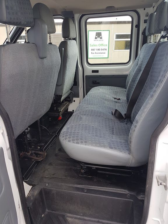 2014 Ford Transit 350 C/C DRW (142D18187) Image 13