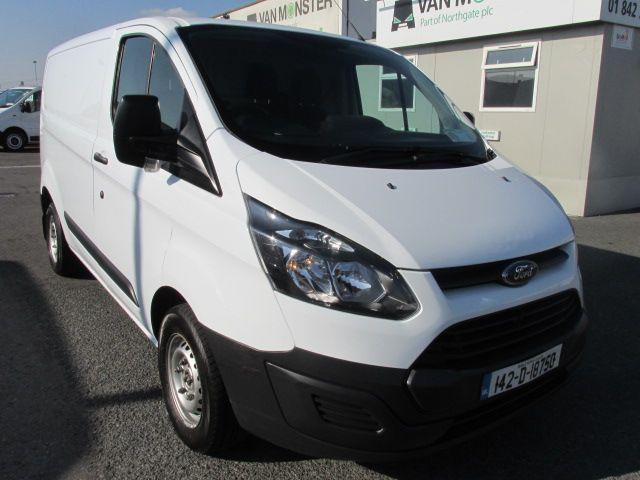 2014 Ford Transit Custom 290 LR P/V (142D18750)