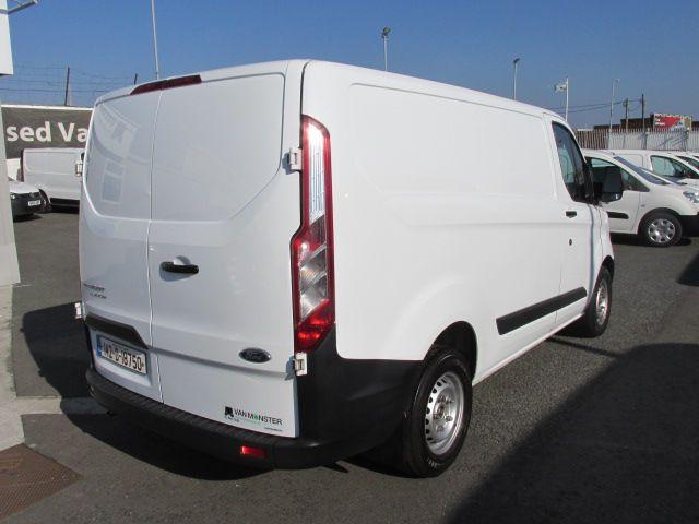 2014 Ford Transit Custom 290 LR P/V (142D18750) Image 9