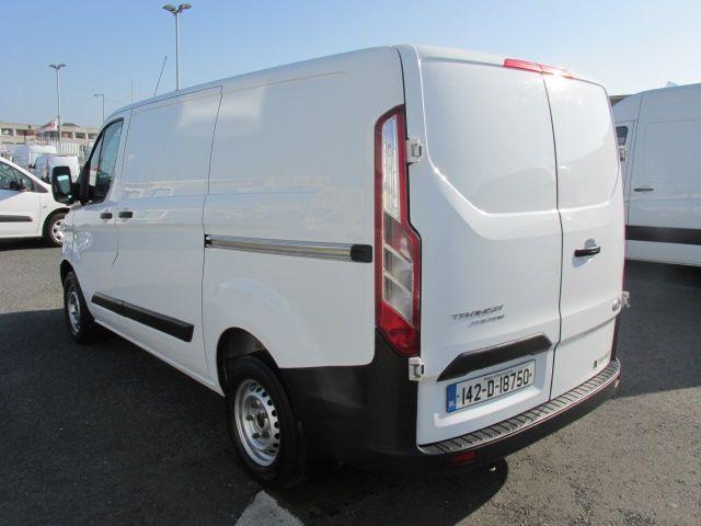 2014 Ford Transit Custom 290 LR P/V (142D18750) Image 6