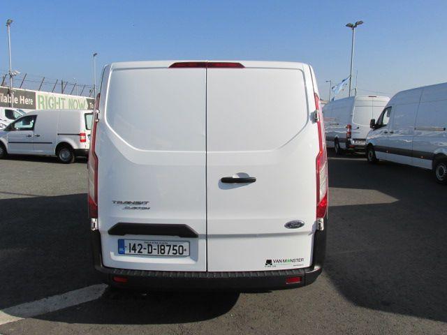 2014 Ford Transit Custom 290 LR P/V (142D18750) Image 7
