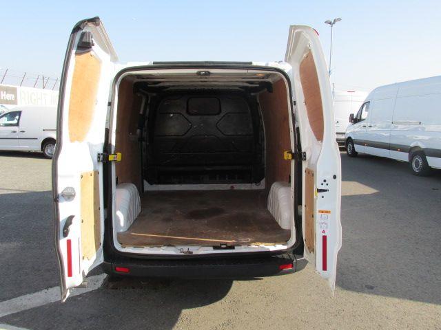 2014 Ford Transit Custom 290 LR P/V (142D18750) Image 8