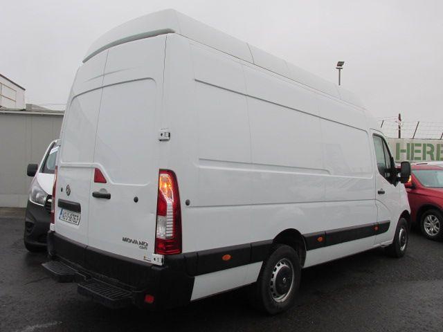 2014 Vauxhall Movano R3500 L3H3 P/V CDTI (142D18763) Image 3