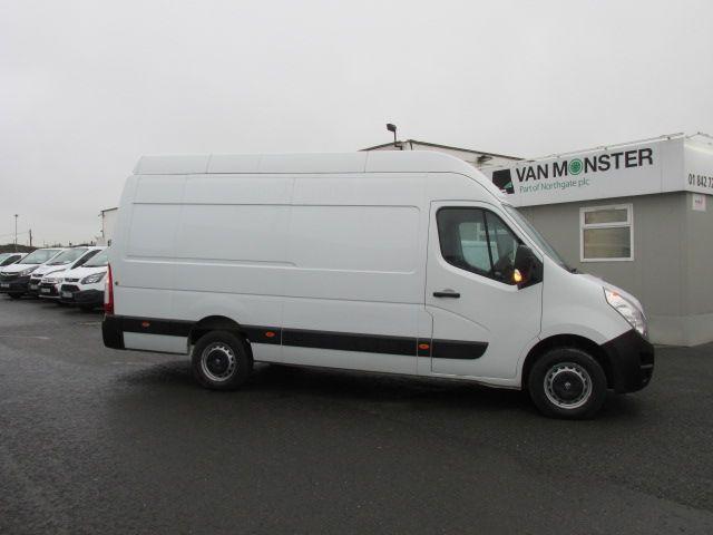 2014 Vauxhall Movano R3500 L3H3 P/V CDTI (142D18763) Image 2