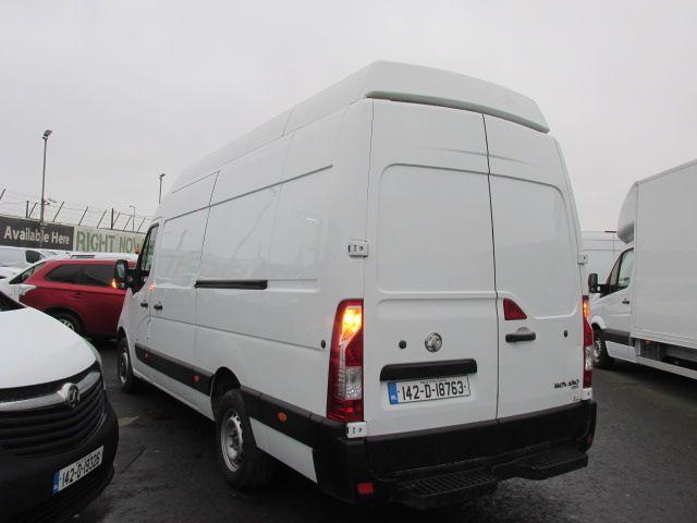 2014 Vauxhall Movano R3500 L3H3 P/V CDTI (142D18763) Image 5