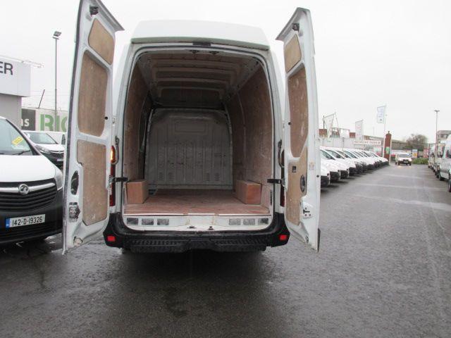 2014 Vauxhall Movano R3500 L3H3 P/V CDTI (142D18763) Image 10