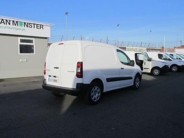 2014 Peugeot Partner HDI S L1 850 (142D18886) Image 3