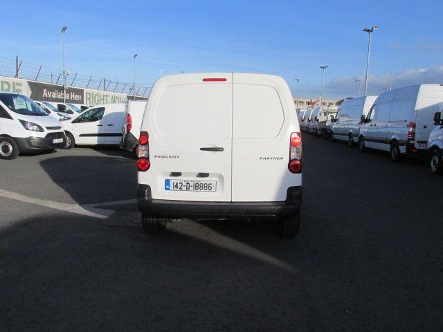 2014 Peugeot Partner HDI S L1 850 (142D18886) Image 4