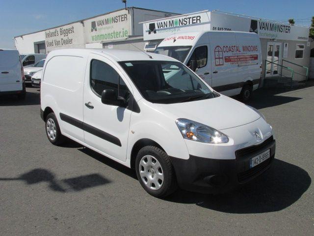 2014 Peugeot Partner HDI S L1 850 (142D18965)