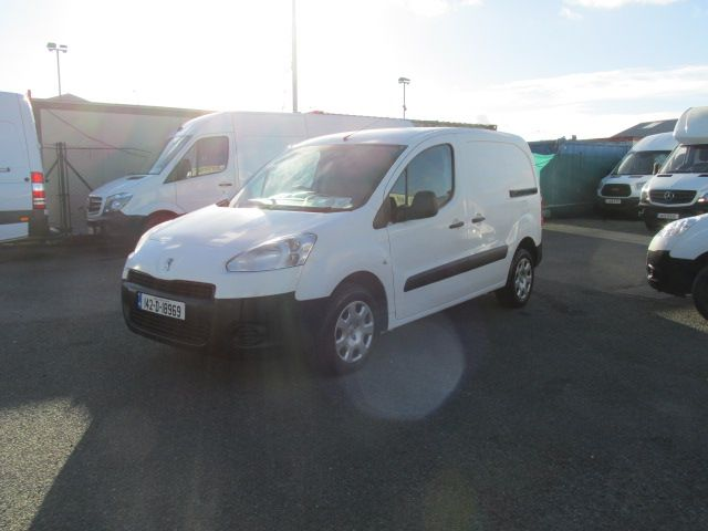 2014 Peugeot Partner HDI S L1 850 (142D18969) Image 7