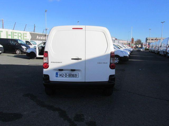 2014 Peugeot Partner HDI S L1 850 (142D18969) Image 4
