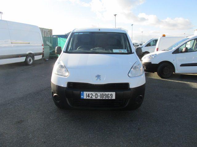 2014 Peugeot Partner HDI S L1 850 (142D18969) Image 8