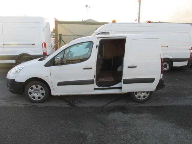 2014 Peugeot Partner HDI S L1 850 (142D19234) Image 7