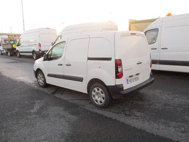 2014 Peugeot Partner HDI S L1 850 (142D19234) Image 5