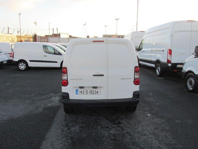 2014 Peugeot Partner HDI S L1 850 (142D19234) Image 6