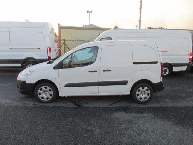 2014 Peugeot Partner HDI S L1 850 (142D19234) Image 4