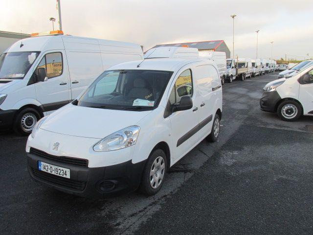 2014 Peugeot Partner HDI S L1 850 (142D19234) Image 3