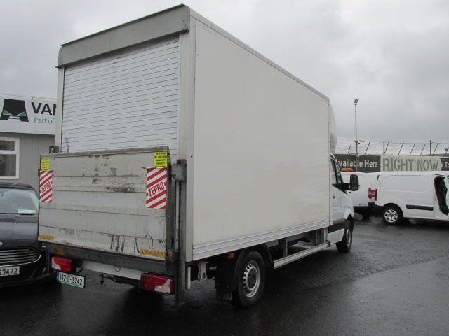 2014 Mercedes Sprinter 313 CDI       LUTON  /  TAIL  LIFT  (142D19242) Image 3