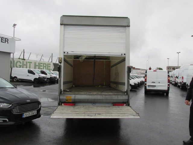 2014 Mercedes Sprinter 313 CDI       LUTON  /  TAIL  LIFT  (142D19242) Image 14