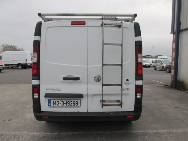 2014 Vauxhall Vivaro 2900 L1H1 CDTI P/V (142D19268) Image 5