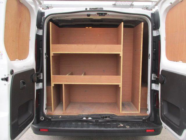 2014 Vauxhall Vivaro 2900 L1H1 CDTI P/V (142D19268) Image 7
