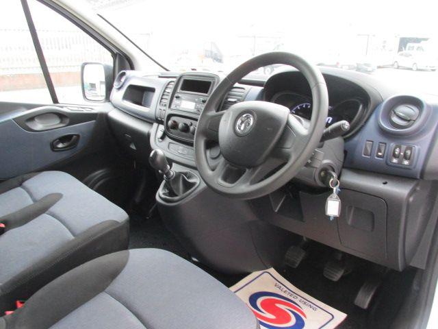 2014 Vauxhall Vivaro 2900 L1H1 CDTI P/V (142D19268) Image 10
