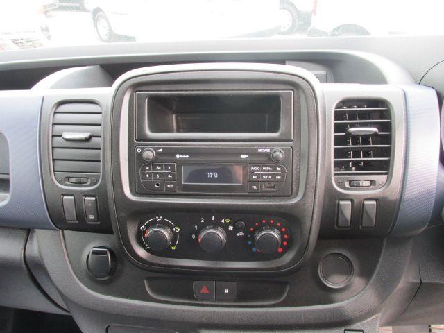 2014 Vauxhall Vivaro 2900 L1H1 CDTI P/V (142D19278) Image 12