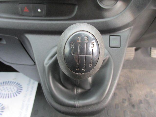 2014 Vauxhall Vivaro 2900 L1H1 CDTI P/V (142D19278) Image 13