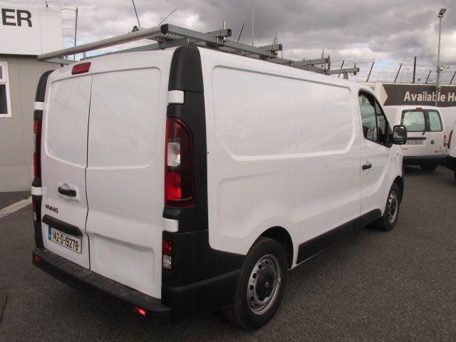 2014 Vauxhall Vivaro 2900 L1H1 CDTI P/V (142D19278) Image 9