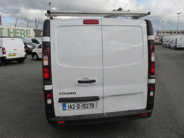 2014 Vauxhall Vivaro 2900 L1H1 CDTI P/V (142D19278) Image 7