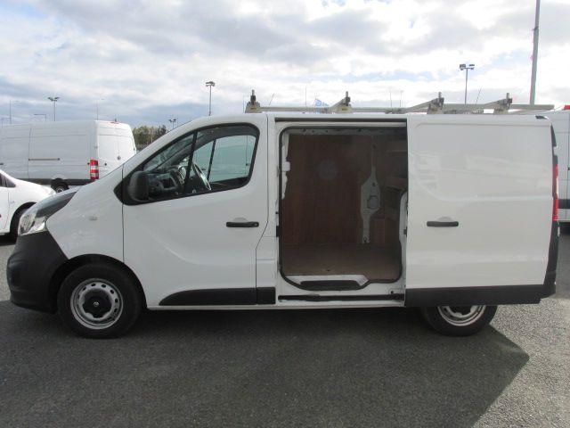 2014 Vauxhall Vivaro 2900 L1H1 CDTI P/V (142D19278) Image 5