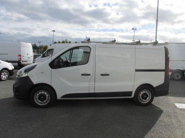 2014 Vauxhall Vivaro 2900 L1H1 CDTI P/V (142D19278) Image 4