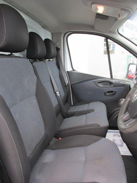 2014 Vauxhall Vivaro 2900 L1H1 CDTI P/V (142D19278) Image 10
