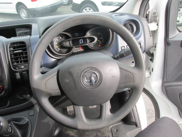2014 Vauxhall Vivaro 2900 L1H1 CDTI P/V (142D19278) Image 14