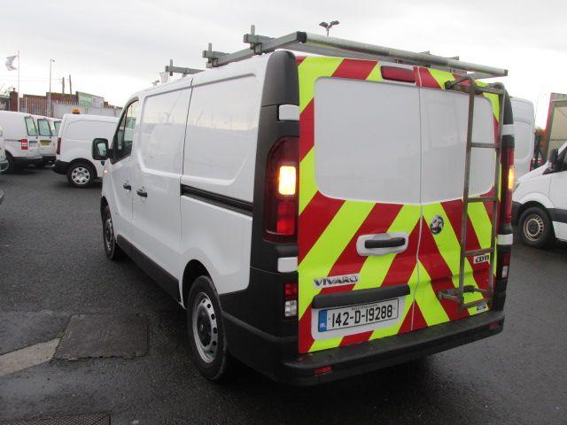 2014 Vauxhall Vivaro 2900 Cdti 5DR (142D19288) Image 7