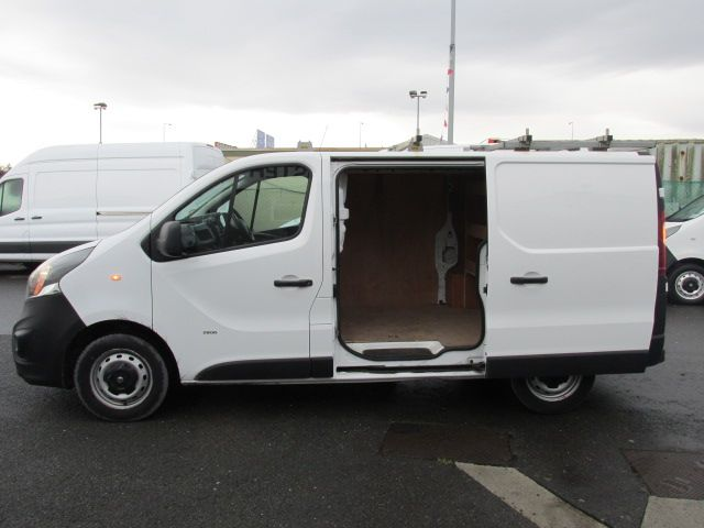 2014 Vauxhall Vivaro 2900 Cdti 5DR (142D19288) Image 5