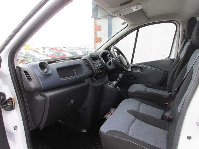 2014 Vauxhall Vivaro 2900 Cdti 5DR (142D19289) Image 9