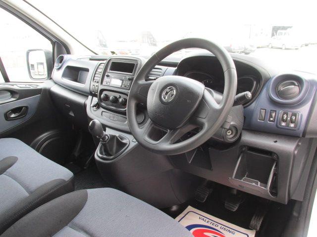 2014 Vauxhall Vivaro 2900 Cdti 5DR (142D19289) Image 10