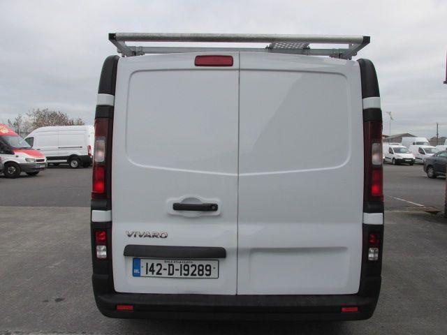 2014 Vauxhall Vivaro 2900 Cdti 5DR (142D19289) Image 5