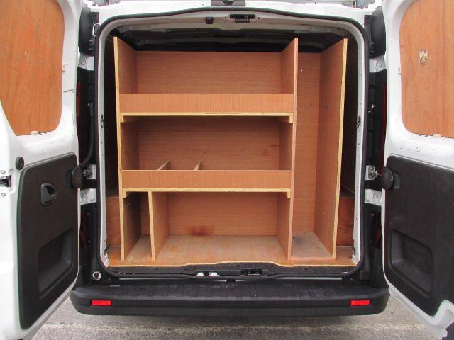 2014 Vauxhall Vivaro 2900 Cdti 5DR (142D19289) Image 7