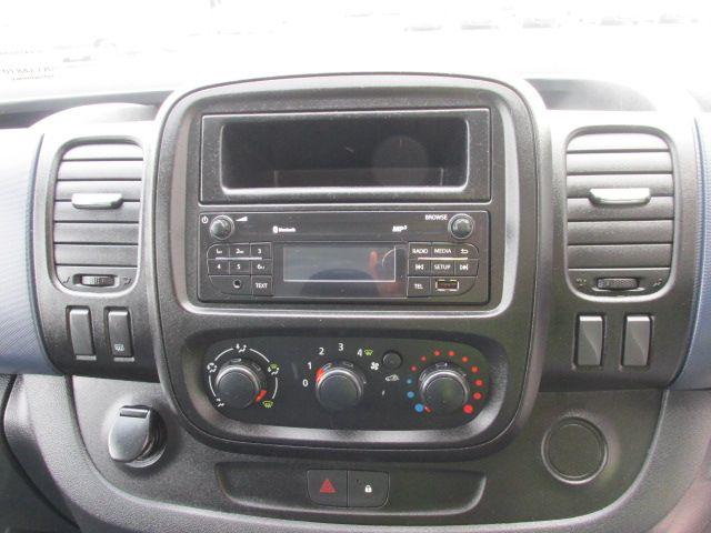 2014 Vauxhall Vivaro 2900 Cdti 5DR (142D19289) Image 11