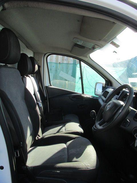 2014 Vauxhall Vivaro 2900 L1H1 CDTI P/V (142D19291) Image 10